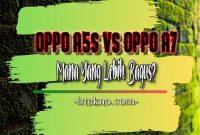 Oppo A5s Vs Oppo A7
