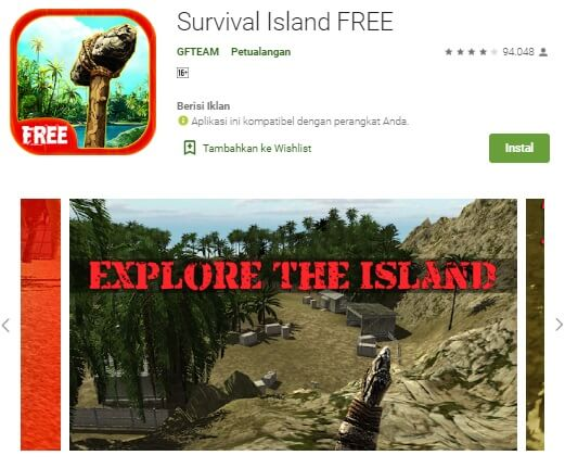 survival game android