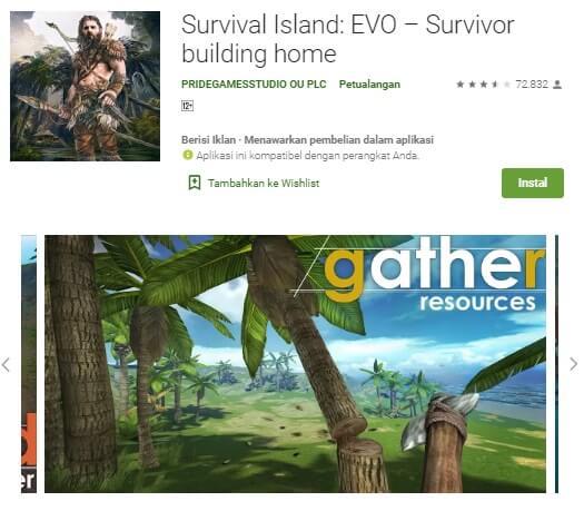 game bertahan hidup