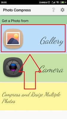 Cara Mengecilkan Ukuran Foto