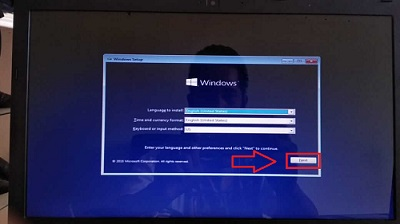 cara menginstal windows 10