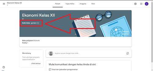 cara membuat google classroom 5 Irtekno.com