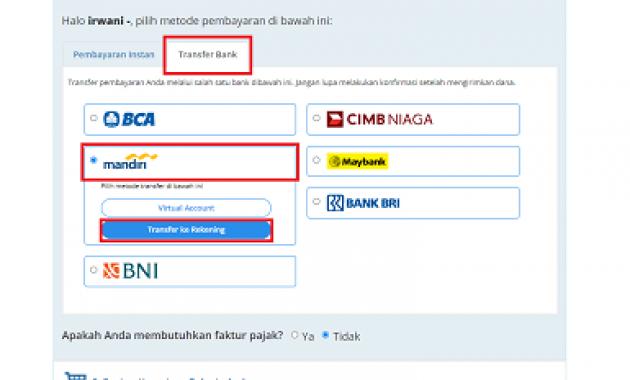 Cara beli domain dan hosting