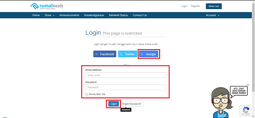 Cara Install WordPress di Hosting