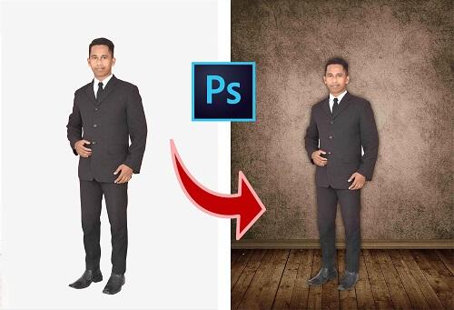10 Cara Mengganti Background Foto di Photoshop (100% Work)