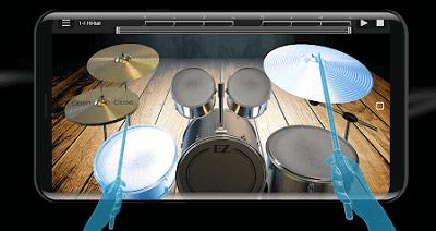 Aplikasi Drum Android