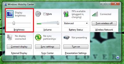 Cara Meredupkan Layar Komputer