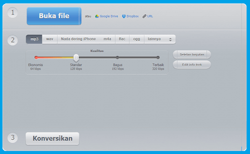 aplikasi converter video ke mp3 terbaik pc