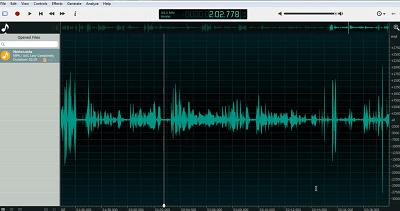 Aplikasi Edit Suara Rekaman di Laptop