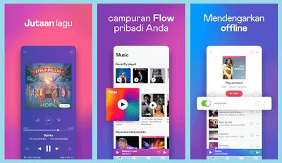 aplikasi-musik-offline terbaik untuk android
