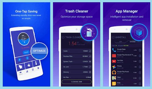 Aplikasi pembersih terbaik 2020