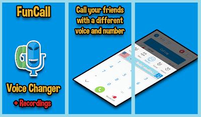 Aplikasi Pengubah Suara Real Time Android