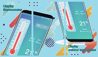 aplikasi suhu ruangan