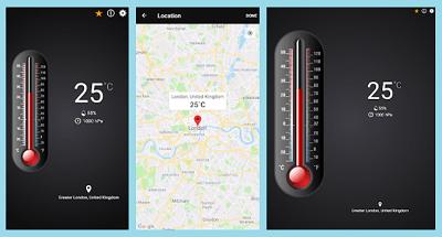 aplikasi termometer