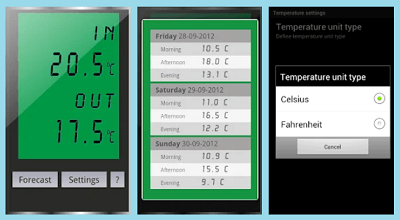 pengukur suhu udara