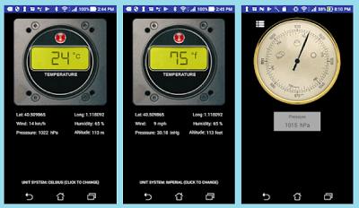 termometer suhu ruangan