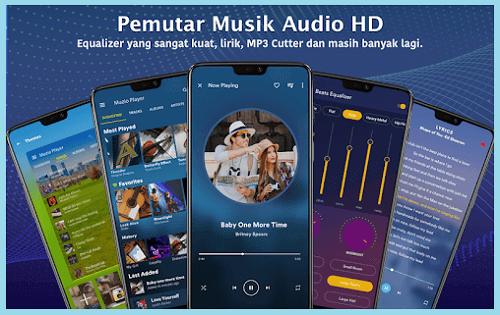 aplikasi musik yang ada lirik lagunya