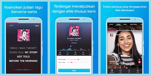 aplikasi untuk membuat lirik lagu