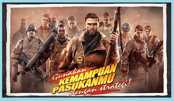 game perang dunia 2 android offline