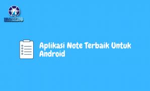 Aplikasi Note Terbaik
