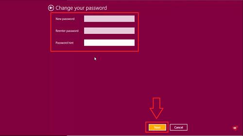 cara menghilangkan password windows 8