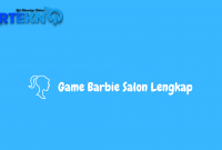 Game Barbie Salon Lengkap