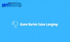 Game Barbie Salon Lengkap