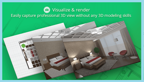 aplikasi membuat denah rumah 2d
