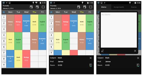 aplikasi membuat jadwal pelajaran
