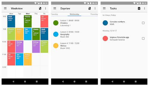 aplikasi pengatur jadwal belajar