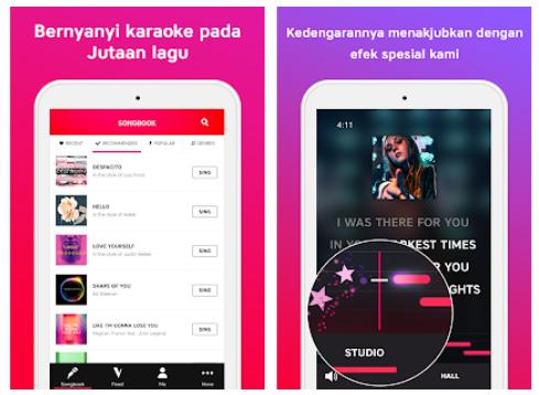 aplikasi karaoke android offline