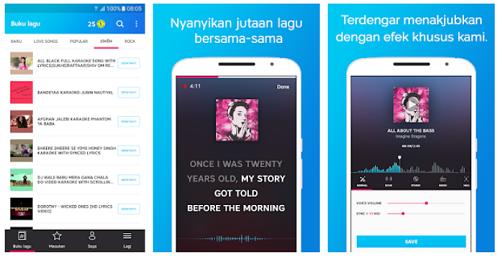 aplikasi karaoke android tanpa headset