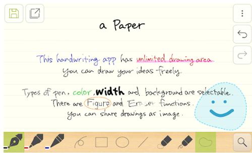 aplikasi untuk menulis di hp
