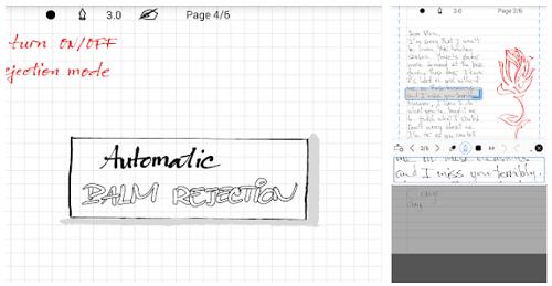cara membuat note di layar hp
