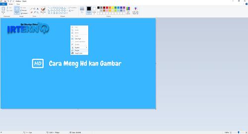cara memperjelas foto yang buram di laptop