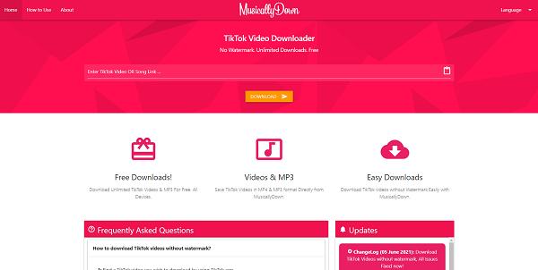 download video tiktok tanpa watermark tanpa aplikasi