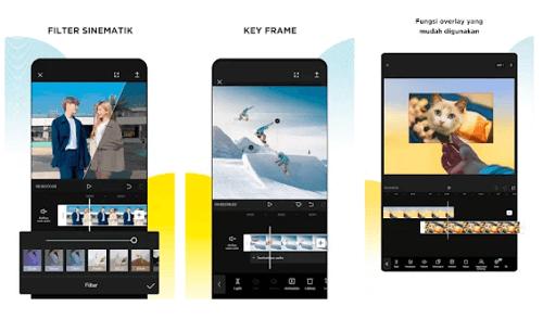 aplikasi untuk menggabungkan video di iphone