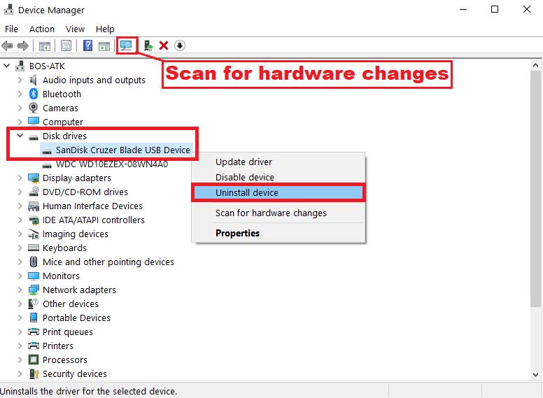 cara memperbaiki flashdisk yang minta format tanpa menghilangkan data