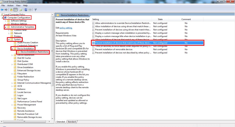 disable keyboard laptop