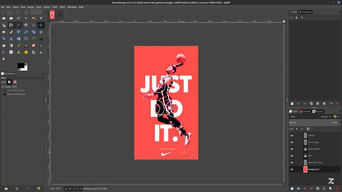 aplikasi membuat poster online